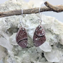 Load image into Gallery viewer, Sonora Dendritic Jasper Earrings
