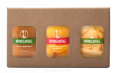 The Foodie 3-Pack Gift Box