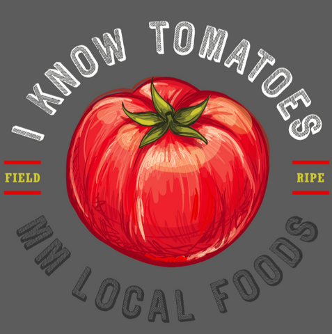I Know Tomatoes T-Shirt