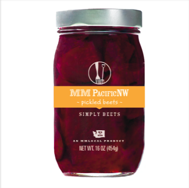 PNW Pickled Beets - Simply Beets