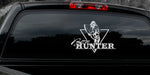 BOW HUNTER DECAL By Upstream Images