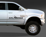 Upstream's Truck Decal - Elk Obsessed