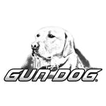 "YELLOW LAB DECAL Titled ""Gun Dog"" By Upstream Images"