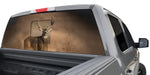 MULE DEER WINDOW GRAPHIC