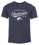 Upstream Images Fly Fishing T-shirt