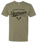 Upstream Images Mule Deer Skull T-shirt