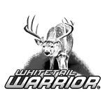 "WHITE TAIL DECAL Titled ""Warrior"" By Upstream Images"