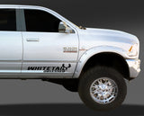 Upstream's Truck Decals - Whitetail Obsessed