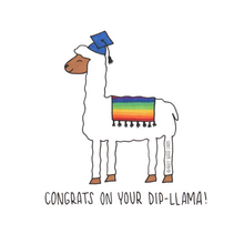 Load image into Gallery viewer, congrats on your dip-llama