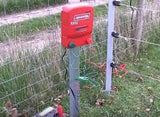 SPEEDRITE 1000 ELECTRIC FENCE ENERGIZER | 10 MILE / 40 ACRE | DUAL POWERED | FREE U.S.A. SHIPPING AND FENCE TESTER - Speedritechargers.com