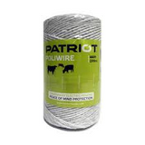 660FT Patriot Poliwire  821449 (White 660ft/200m)