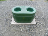 2 Hole Lapp  Waterer | Free USA Shipping - Speedritechargers.com