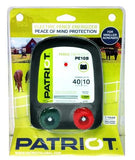 PATRIOT PE 10B 12V DC BATTERY POWERED FENCE CHARGER, 10 MILE / 240 ACRE | FREE SHIPPING - Speedritechargers.com