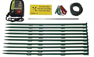 Patriot PE2  Pet and Garden electric fence kit