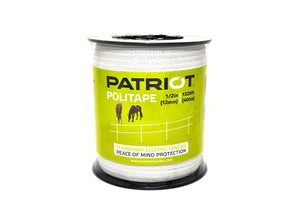 Patriot Poli Tape 1320 feet | Free Shipping