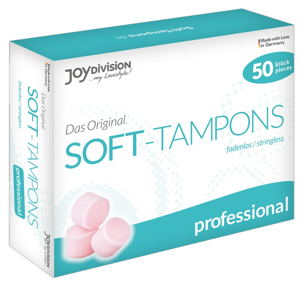 Soft Tampons Professional 50er