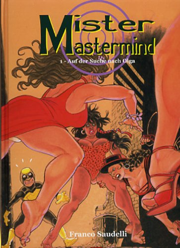 Buch - Mister Mastermind, Band 1