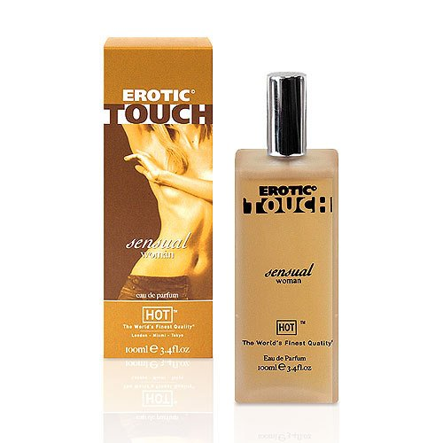 EROTIC TOUCH sensual Woman, 100ml