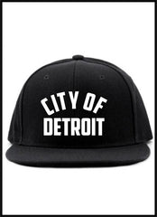 CITY OF DETROIT HAT SNAPBACK