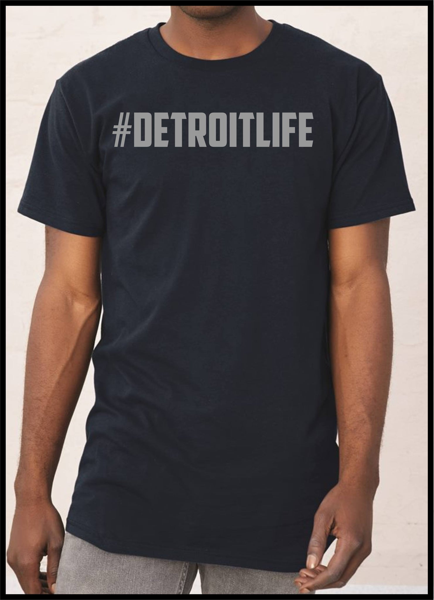#DETROITLIFE T SHIRT