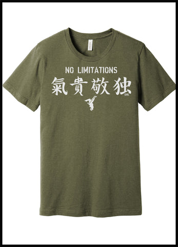 KIDS NO LIMITATIONS TEE