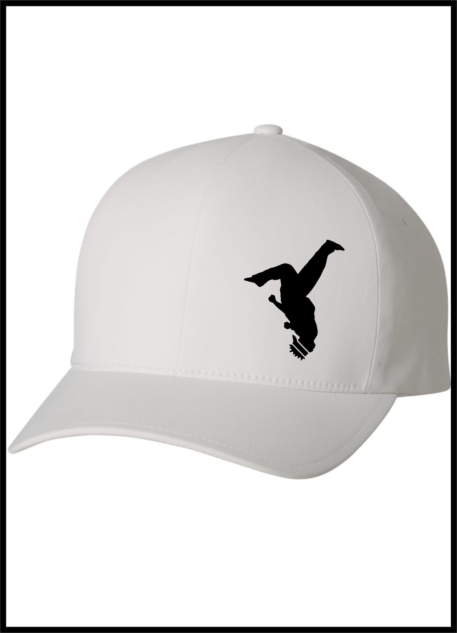 FLIP YOUR LID WEAR WHITE HAT