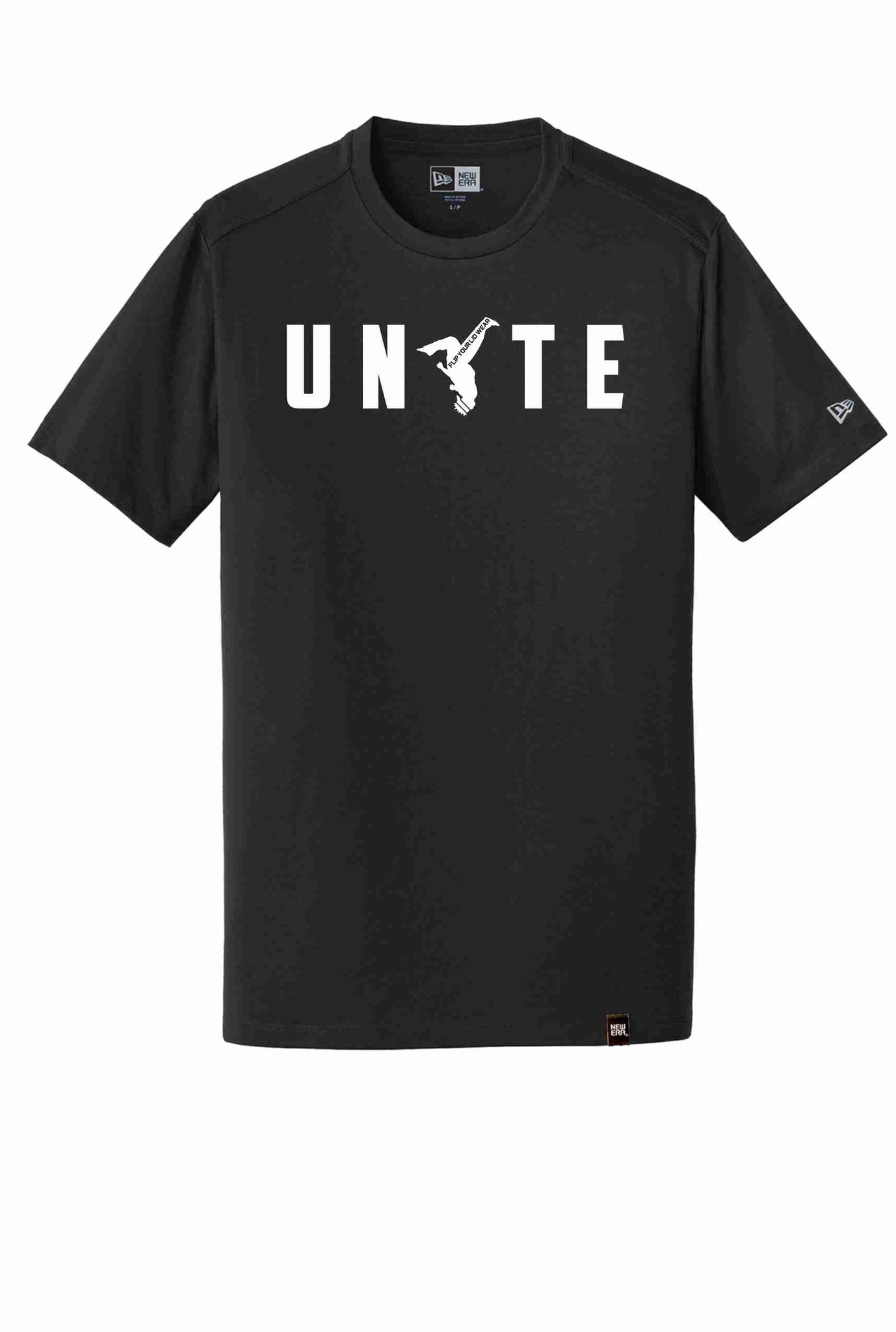 Flip Your Lid Wear Unite T Shirt