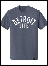 Load image into Gallery viewer, DETROIT LIFE T SHIRT NEW ERA