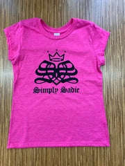 GIRLS SIMPLY SADIE TEE