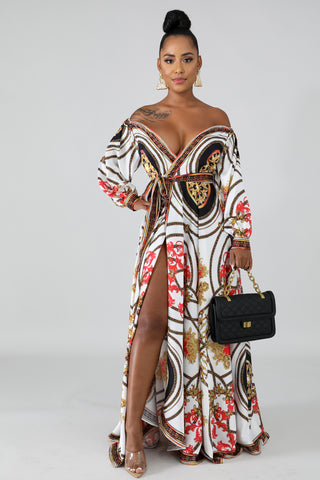 Aaliyah Maxi Dress