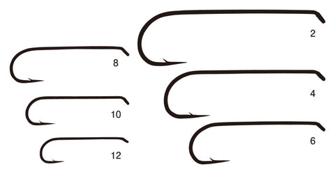 Gamakatsu S11-4L Fly Hooks (Pack of 20)
