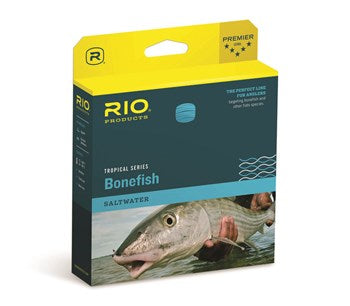 Rio Tropical Series Bonefish Quickshooter Saltwater Floating Fly Line
