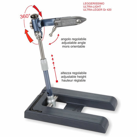 Stonfo Morsetto Airone - Travel Vise Art.699