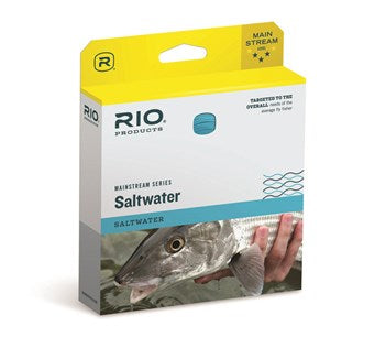 Rio Mainstream Series Saltwater Floating Fly Line