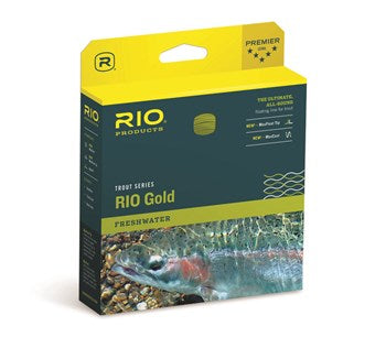Rio Gold Trout Series Freshwater Floating Fly Line