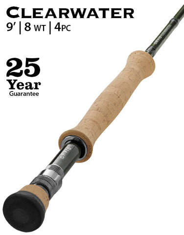 Orvis Clearwater 908-4 Fly Rod