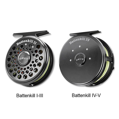Orvis Battenkill Click Pawl Fly Reels