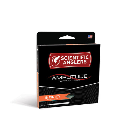 Scientific Anglers Amplitude Infinity Salt Fly Lines