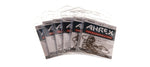 Ahrex FW500 Dry Fly Traditional Hooks