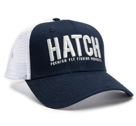 Hatch 3D Trucker Caps