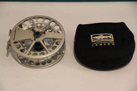 Lamson Speedster 4 Fly Reel