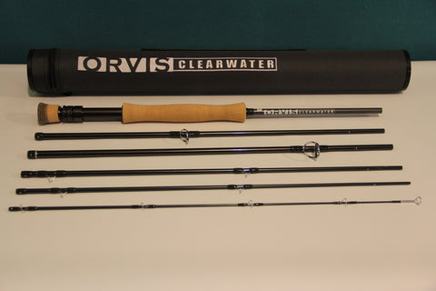 Orvis Clearwater 908-6 Travel Fly Rod