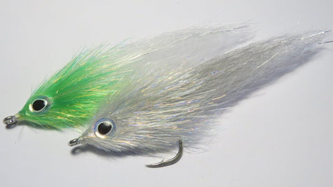 Fishient Group Translucy Fly Brush