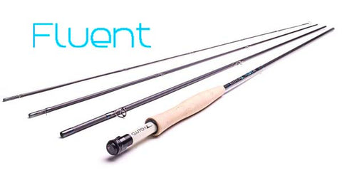 Clutch Fluent Fly Rods