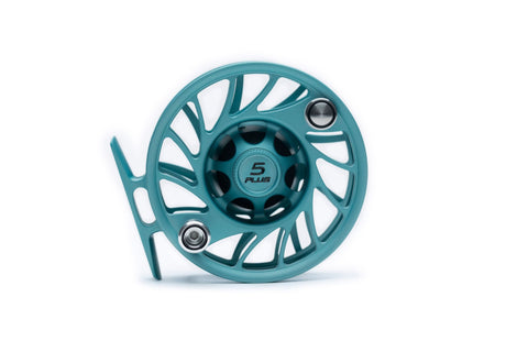Hatch Finatic Gen 2 Custom Color Kelp Green Fly Reels