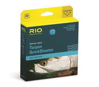 Rio Tropical Series Tarpoon Quickshooter Saltwater Floating Fly Line