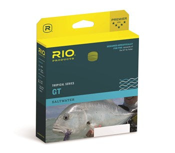 Rio Tropical Series GT Saltwater Floating Fly Line
