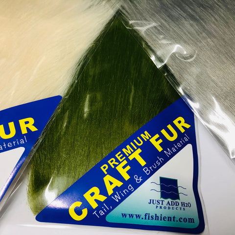 Fishient Group Premium Craft Fur