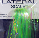 Hareline Pearl Lateral Scale