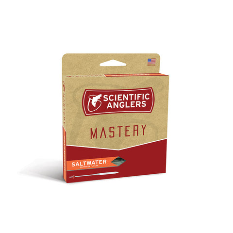 Scientific Anglers Mastery Saltwater Fly Lines